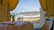 Restaurants in Biarritz